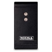 Mesa Safe Co. Key Lock Undercounter Depository Safe; 12'' H