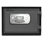 Mesa Safe Co. All Steel Electronic Lock Security Safe; 0.4 CuFt