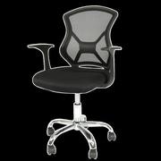 Innovex Charlotte Mid-Back Mesh Desk Chair