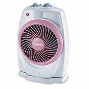 HOLMES PRODUCTS Holmes  ViziHeat Power 1,500 Watt Portable Electric Fan Compact Heater w/ Thermostat