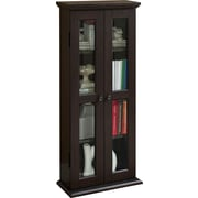 Home Loft Concepts DVD Multimedia Cabinet; Espresso