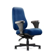 Neutral Posture Big and Tall High-Back Desk Chair; Revive- Metal