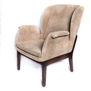 Oak Idea Relax Wing Back Chair