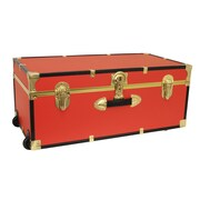Seward Trunk Collegiate Footlocker w/ Wheels