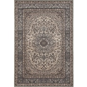 World Rug Gallery Elite Gray Area Rug; 5'3'' x 8'3''