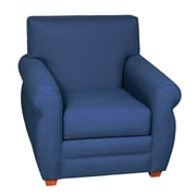 Mulberry Crossing Hartford Lounge Chair; Cavalier Blue