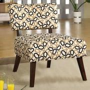 A&J Homes Studio Fabric Side Chair; Beige