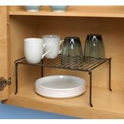 Spectrum Diversified Ashley Stackable Shelf; Bronze