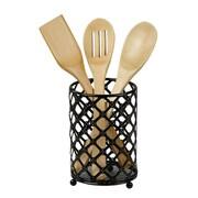 Home Basics Lattice Cutlery Holder