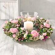 PierSurplus Decorative Rose Wreath