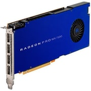 AMD FirePro Radeon Pro WX 7100 8GB GDDR5 Graphic Card, Blue (100-505826)