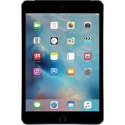 "Apple® iPad mini 4 7.9"" Tablet, 32GB, Apple iOS 9, Space Gray"