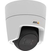Axis Communications® M3106-LVE Wired Outdoor-Ready Video Surveillance Network Camera, Nightvision, White/Black