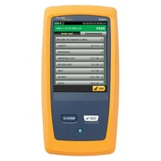 Fluke Networks® CableAnalyzer™ DSX Cable Tester, Yellow (DSX-5000QI 120)