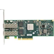 HP® 10 GbE PCI Express Dual Port Network Interface Card (518001-001)
