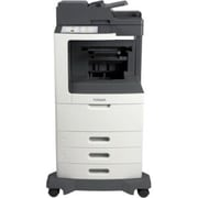 Lexmark™ MX810DTFE Monochrome Laser Multifunction Printer, 24T7412, New