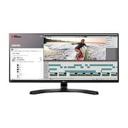 "LG 34"" QHD Widescreen LED-LCD Monitor, Black (34UB88-P)"