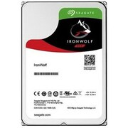 "Seagate® IronWolf SATA 6 Gbps 3.5"" Internal Hard Drive, 4TB (ST4000VN008-20PK)"