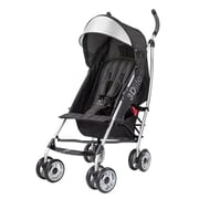 Summer Infant® 3D lite™ Lightweight Convenience Stroller, Black/Silver (21930)
