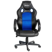 Merax Ergonomic Racing High-Back Executive Chair; Blue
