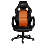 Merax Ergonomic Racing High-Back Executive Chair; Orange