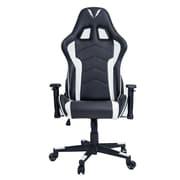 Merax Ergonomic Racing High-Back Executive Chair; White