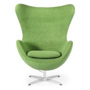 Kardiel Amoeba Balloon Chair; Apple Green