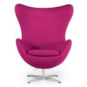 Kardiel Amoeba Balloon Chair; Pom Fusion