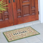 A1 Home Collections LLC First Impression Engineered Anti Shred Treated Dalton Home Doormat