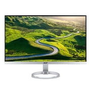 "Acer® H277HK smipuz 4K UHD IPS LED LCD Monitor, 27"", White/Silver (UM.HH7AA.005)"