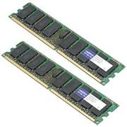 AddOn® DDR2 SDRAM FBDIMM 240-Pin DDR2-667/PC2-5300 Server RAM Module, 16GB (2 x 8GB) (413015-B21-AMK)