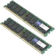 AddOn® DDR2 SDRAM FBDIMM 240-Pin DDR2-667 Server RAM Module, 4GB (2 x 2GB) (MA686G/A-AMK)