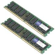 AddOn® DDR2 SDRAM FBDIMM 240-Pin DDR2-667 Server RAM Module, 4GB (2 x 2GB) (46C7419-AMK)