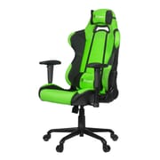 Arozzi Torretta Racing Style Gaming Chair, Green (TORRETTA-GN)