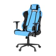 Arozzi Torretta XL Racing Style Gaming Chair, Azure (TORRETTA-XLF-AZ)