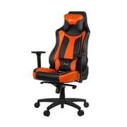 Arozzi Vernazza Super Premium Gaming Chair, Orange (VERNAZZA-OR)