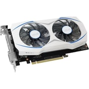 ASUS® GeForce GTX 1050 TI PCI Express 3.0 Graphic Card, 4GB GDDR5 (DUAL-GTX1050TI-O4G)