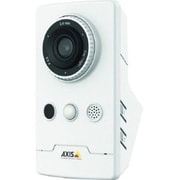 AXIS® Companion Cube LW White 2 MP Full HD IR Wireless Network Camera