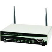 Digi® TransPort WR21 Wireless Desktop Router, 50 Mbps Up/100 Mbps Down, 2-Port