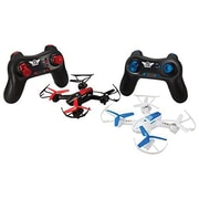 GPX® Quadcopter Battle Drone, 2/Pack (DR1717B)