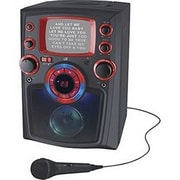 iLive Bluetooth Karaoke Machine, Black (IJMB485B)