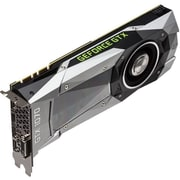 EVGA GeForce GTX 1070 Founders Edition PCI Express 3.0 Gaming Graphic Card with Cable, 8192MB GDDR5 (08G-P4-6170-KR-PL)
