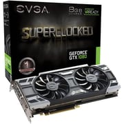 EVGA GeForce GTX 1080 SC PCI Express 3.0 Gaming Graphic Card with Powerlink Cable, 8192MB GDDR5X (08G-P4-6183-KR-PL)