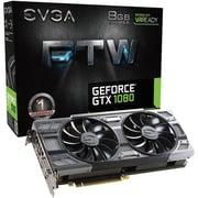EVGA GeForce GTX 1080 FTW PCI Express 3.0 Gaming Graphic Card, 8192MB GDDR5X (08G-P4-6286-KR)