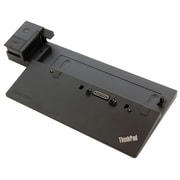 lenovo® ThinkPad Pro USB Docking Station for ThinkPad X260 20F5/X260 20F6, Black (40A10090US)