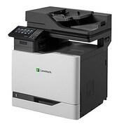 Lexmark™ CX820de Color Laser Multifunction Printer, 42KT220, New