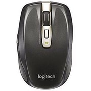 Logitech® Anywhere Mouse MX Ergonomic Fit USB Laser Mouse, Brown (910-003040)