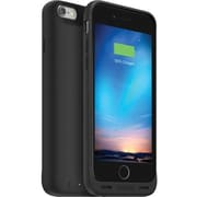 mophie® Juice Pack Reserve Rechargeable Battery Case for iPhone 6s/6, 1840 mAh, Black (3353)