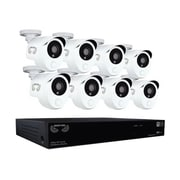 Night Owl B-10PH-882BB-PIR Wired Digital Video Recorder with 8 Security Cameras