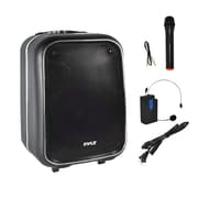 Pyle® PWMA825BT Bluetooth Stereo Speaker System, Black